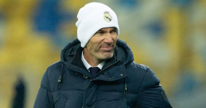 Zidane defiant over Real Madrid future after another defeat to Shakhtar