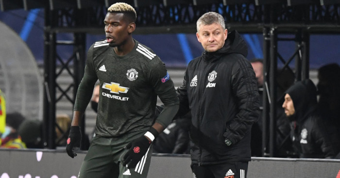 Place Man Utd must strengthen in January stated; Pogba issue stressed
