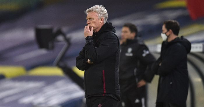 VAR dominates frustrated Moyes' reaction despite West Ham win at Leeds
