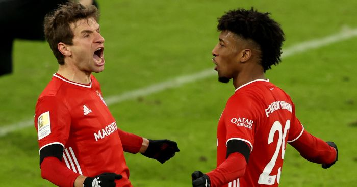 Man Utd given firm no in bid to sign Bayern Munich attacker in January