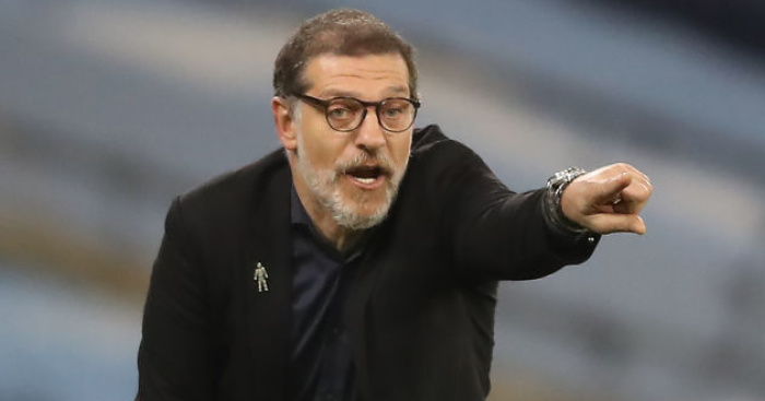 Bilic comments on sack speculation; singles out West Brom ace for praise