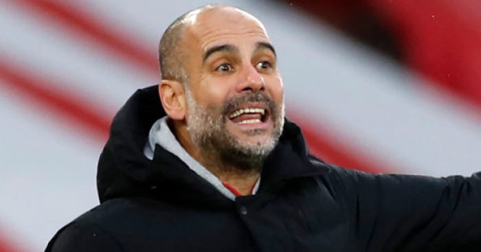 Guardiola claims Saint is'best he's seen'; Sterling dismisses Klopp issue