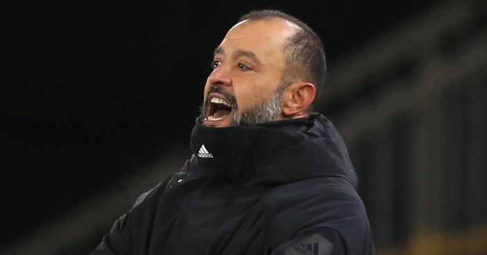 Nuno hints at reason behind slow Wolves start; glad to see 'improving' Jimenez