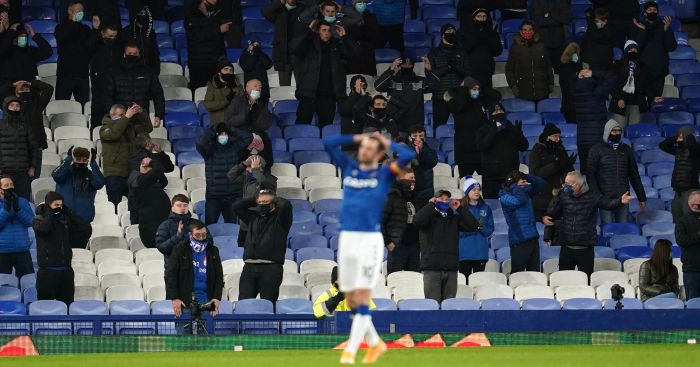 Everton crowd TEAMtalk
