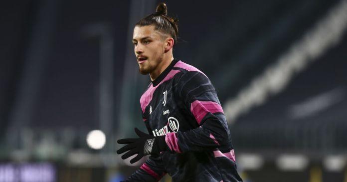 Radu Dragusin Juventus v SPAL janar 2021