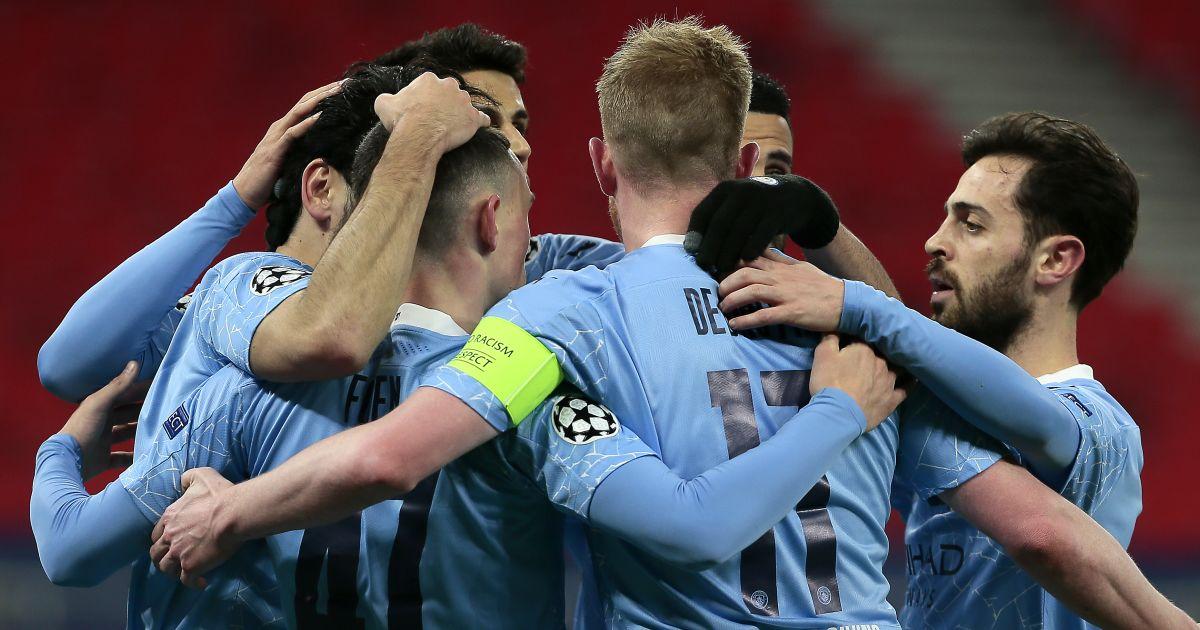 Manchester City TEAMtalk
