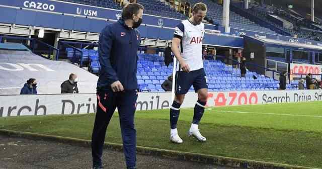 Harry Kane Tottenham TEAMtalk