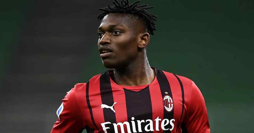 Rafael Leao, AC Milan striker linked to Everton