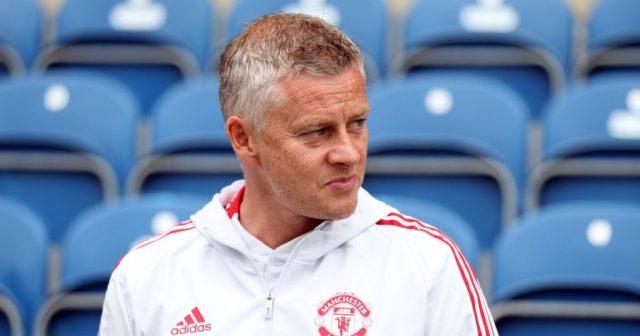 Ole Gunnar Solskjaer QPR v Man Utd July 2021
