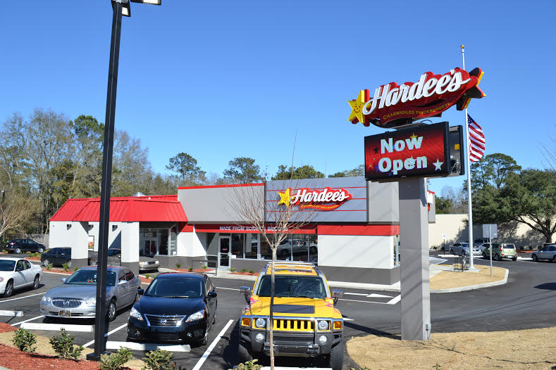 Hardees Tallahassee Florida August 2018 Discount