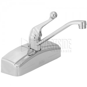 delta single handle kitchen faucet cabinets albany ny faucets 200 classic wall mount chrome