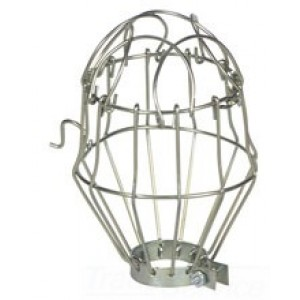 Cooper Wiring 469A-BOX Lamp Guard, 100W for Metal Shell
