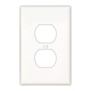 Cooper Wiring 2032A-BOX Decora-Style Wall Plate, (1