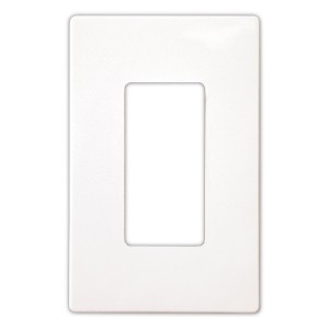Cooper Wiring PJS26W Wall Plate, Decorator Mid-Sized