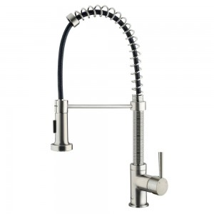 vigo kitchen faucet best lights for a industries vg02001st pull out spray faucets