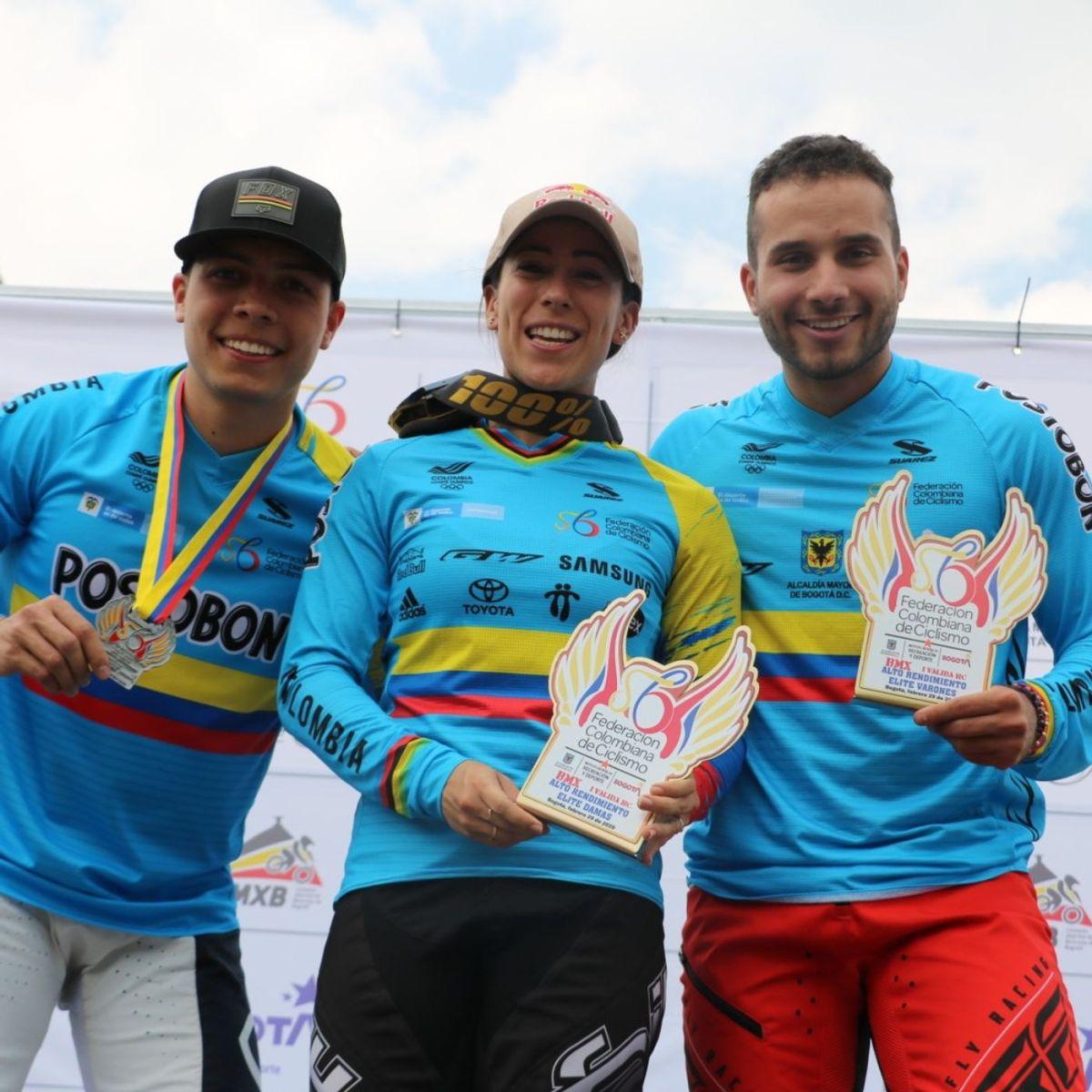 Conoce los inscritos y el programa de apertura de las Válidas HC y C1 de BMX Bogotá 2021