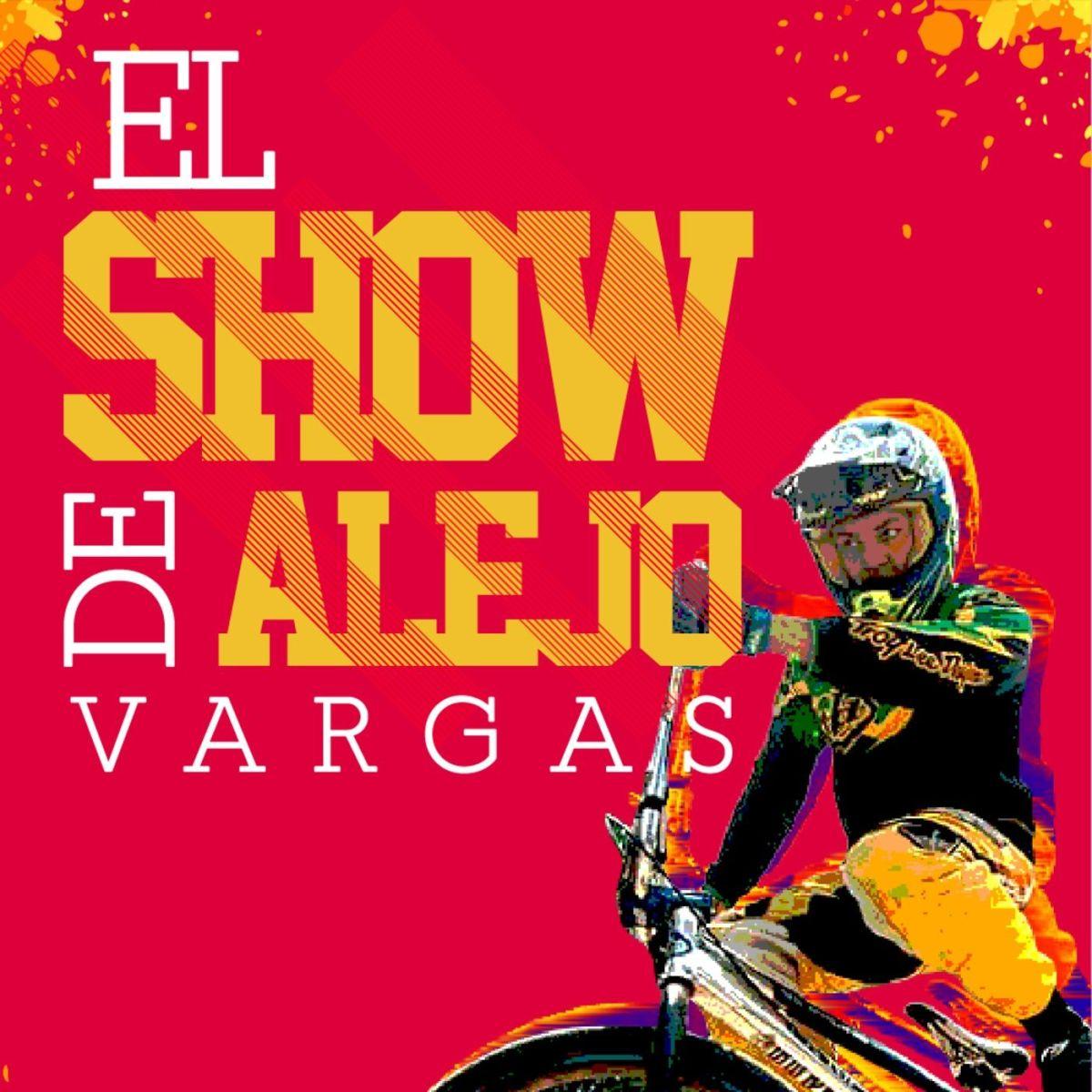 El Show de Alejo Vargas BMX Podcast.