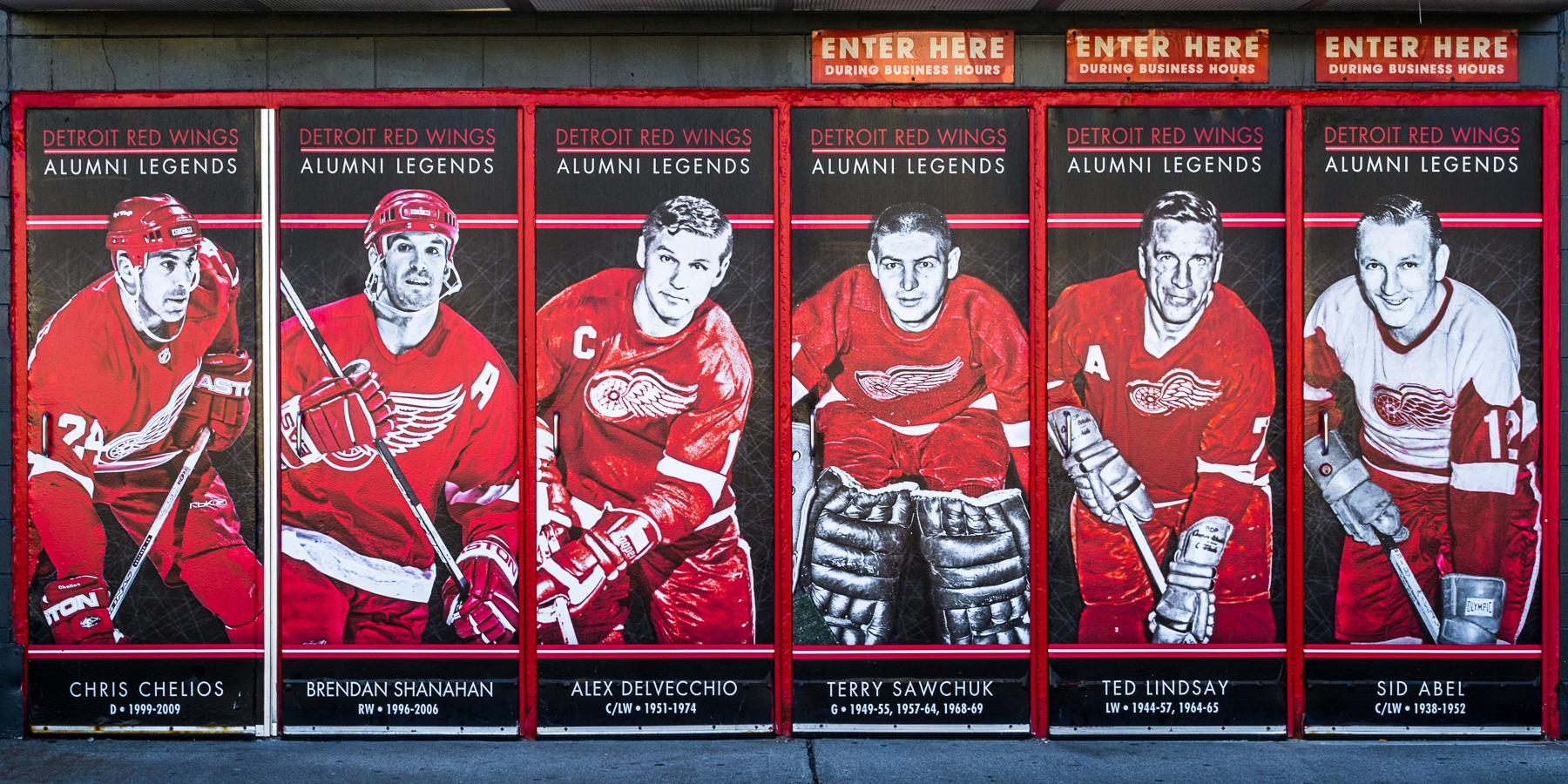 James C Ritchie Photographic Art  Detroit Sports