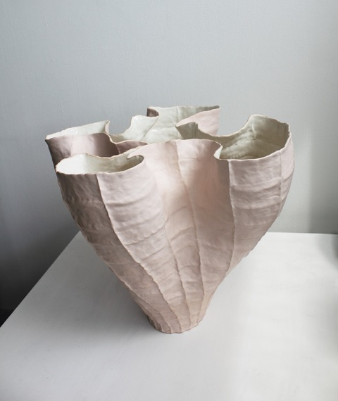 YOUNG MI KIM CERAMICS Open Vessels Oxidation fired, stoneware