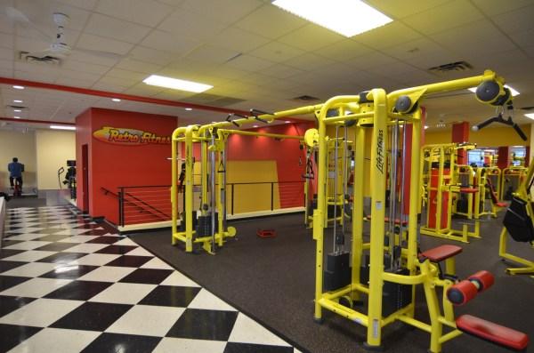Retro Fitness Flatbush Design42