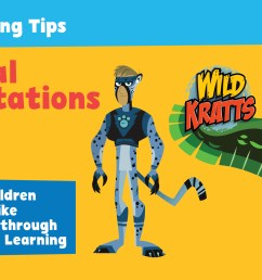 Animal Adaptations   Teaching Tips   PBS LearningMedia [ 1080 x 1920 Pixel ]