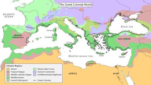 small resolution of The Greeks Colonize the Mediterranean   PBS LearningMedia