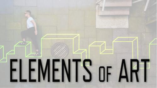 small resolution of Elements of Art   KQED Art School   PBS LearningMedia