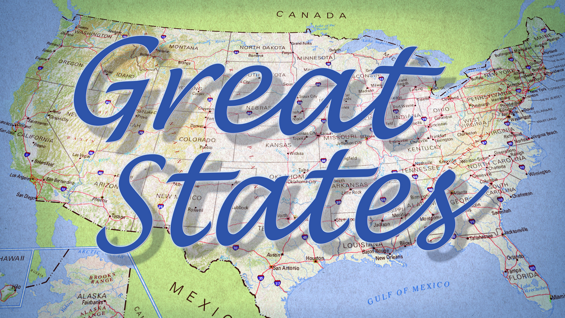 hight resolution of Great States   PBS LearningMedia