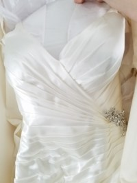 Maggie Sottero Destinations Sample Wedding Dress on Sale ...