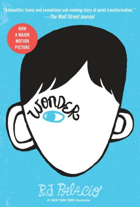 Wonder by R.J. Palacio | Central Rappahannock Regional Library