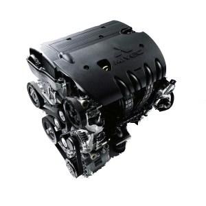 Двигатель 4D56-T