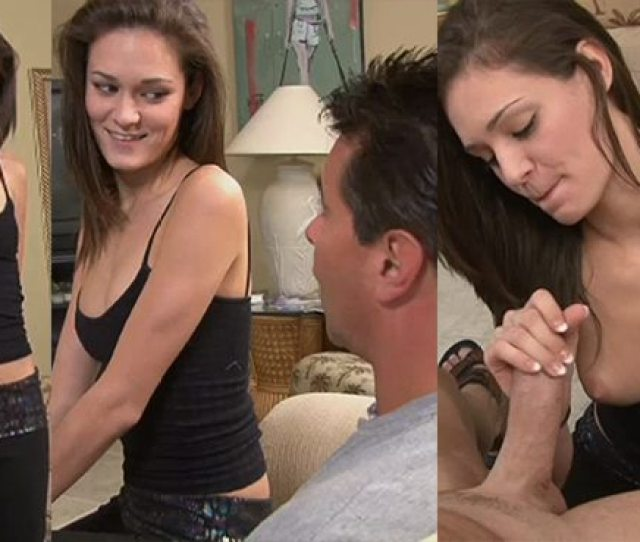 Monica Sexxxton Great Blowjob For Daddy Ends With Massive Cumshot Monsters Of Jizz