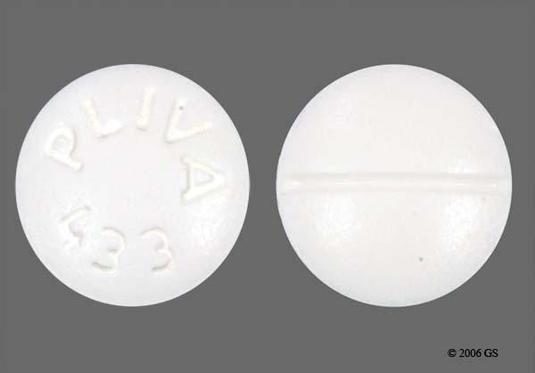 Imprint Pliva 433 Pill Images - GoodRx