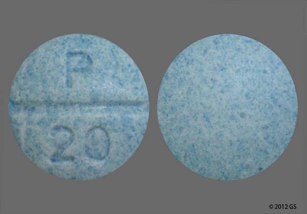 Imprint P 20 Pill Images - GoodRx
