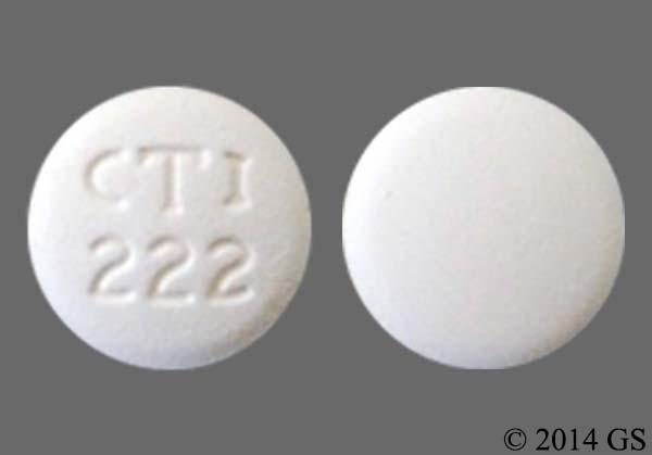 Round With Imprint 222 Pill Images - GoodRx