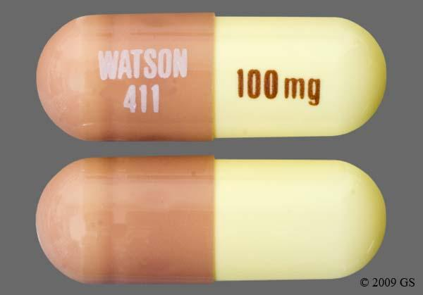 Imprint 411 Pill Red