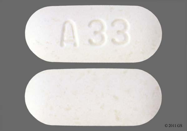 Imprint A 33 Pill Images - GoodRx