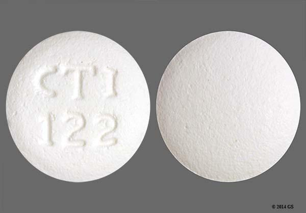 Imprint 122 Pill Images - GoodRx