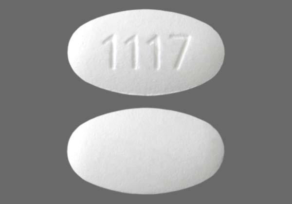 Imprint 1117 Pill Images - GoodRx