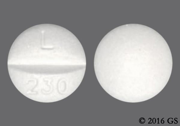 Identify Pills Markings 230