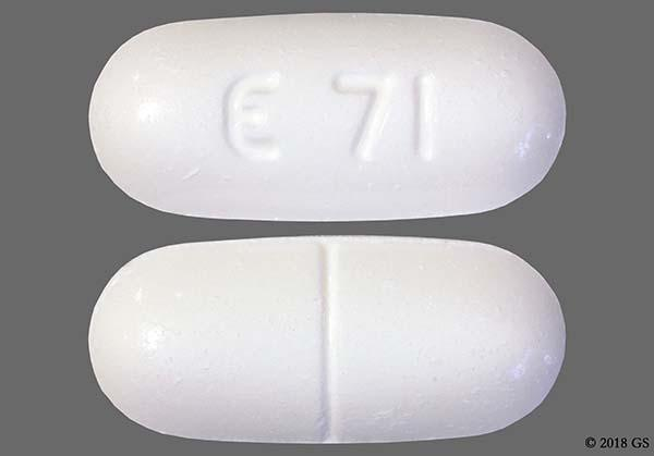 Imprint E 71 Pill Images - GoodRx