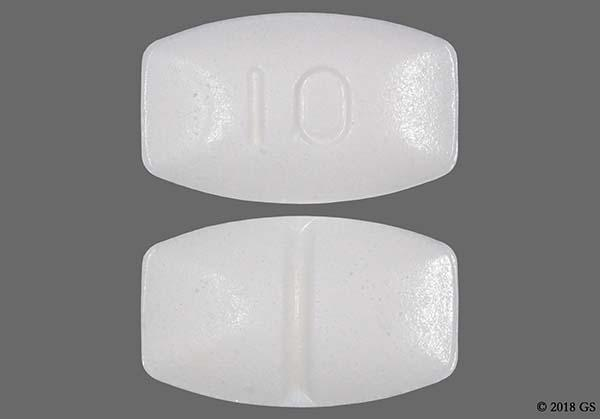 White Modified Rectangle Pill Images - GoodRx