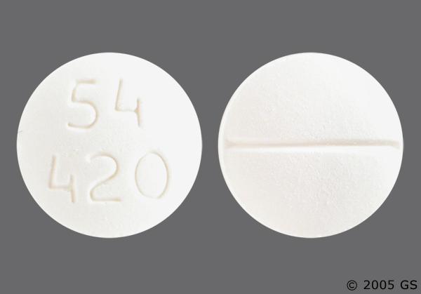Imprint 5442 Pill Images - GoodRx
