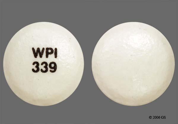 Imprint Wpi 339 Pill Images - GoodRx