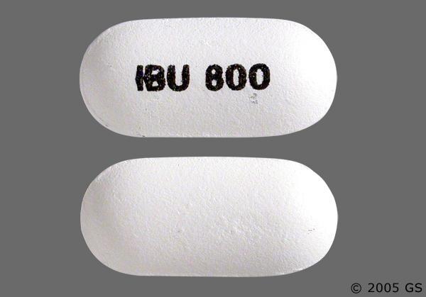 Imprint Ibu 800 Pill Images - GoodRx