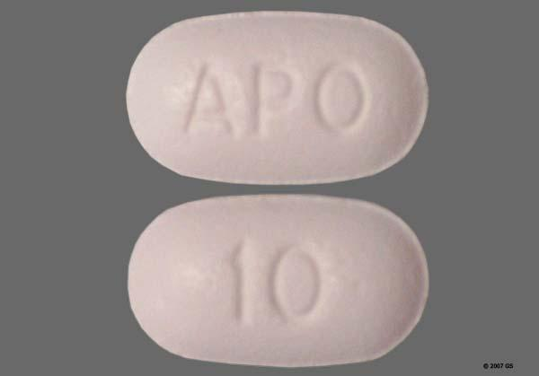 White Oblong With Imprint 10 Pill Images - GoodRx