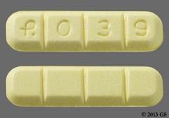 Yellow Rectangular Pill Images - GoodRx