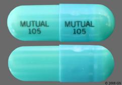 Imprint Mutual 105 Mutual 105 Pill Images - GoodRx
