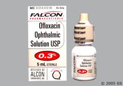 Ofloxacin Images and Labels - GoodRx