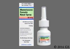 Nasonex Images and Labels GoodRx
